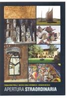 PROMOCARD N°  10118   FONDAZIONE PIRELLI-BICOCCA DEGLI ARCIMBOLDI-HANGARBICOCCA VERSIONE OPACA - Pubblicitari