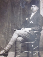 RARE CPA BYR  Serbie Bosnie Herzegovine Du 19-4-1923  Notable à Identifier Lire Au Verso La Langue écrite ? - Bosnia Y Herzegovina