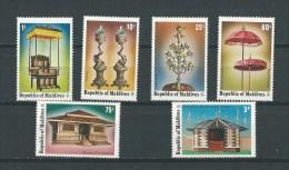 Maldives:  519/ 524 ** - Maldives (1965-...)