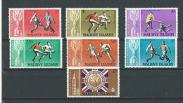 Maldives: 207/ 213 ** - Maldives (1965-...)