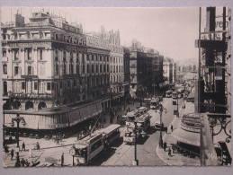 Tram, La Canebière, Marseille - Tramways