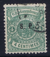 Luxembourg: Service Mi. Nr. 23 I, Yv Nr 33  Used