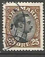 DANEMARK N� 107  OBL TTB