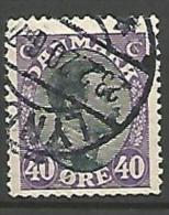 DANEMARK N� 111  OBL