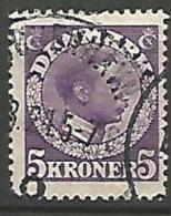 DANEMARK N� 116  OBL TB