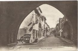 MONPAZIER - Rue St. Jacques - France