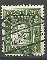 DANEMARK N� 155  OBL TB