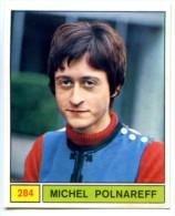 061> Figurina MICHEL POLNAREFF Cantanti 1969 PANINI - Altri Oggetti
