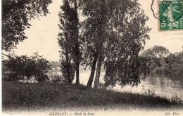 Cpa 1907, HERBLAY, Les Bords De Seine D'une Sauvage Beauté  (43.37) - Herblay