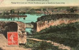 49 SAINT FLORENT LE VIEIL - Passage De La Loire Par L'Armée Vendéenne Après La Bataille De Cholet (1793) - France