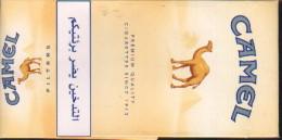 Algerie- CAMEL -Paquet Vide - Contenitori Di Tabacco (vuoti)