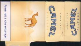 Algerie- CAMEL -Paquet Vide - Boites à Tabac Vides