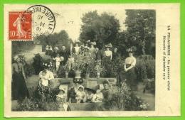"""CPA 44 LA PELAUDERIE (LA MONTAGNE Près NANTES) """"Un Premier Cliché"""" Dimanche Dix-huit Septembre 1910 (Rare) Pourquoi Pas - La Montagne"""
