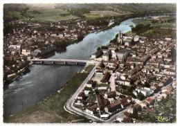 Pont-à-Mousson, La Moselle, Vue Aérienne, C.I.M. Ac 234-18 A - Pont A Mousson