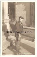 87 - LIMOGES - Les petits M�tiers de la Rue - MARCHAND de PLAISIRS +++ RARE / TOP CPA / Nouvelles Galeries, Limoges