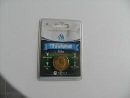 Steve Mandanda Gardien  Olympique De Marseille  Sous Blister  Saison 2011-2012 - Unclassified