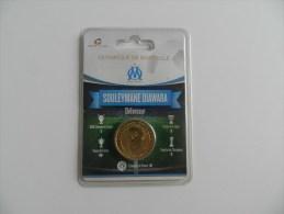 Souleymane Diawara  Défenseur  Olympique De Marseille  Sous Blister  Saison 2011-2012 - Unclassified