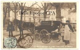 87 - LIMOGES - Les petits M�tiers de la Rue - MARCHAND de TRIPES +++ RARE / TOP CPA / Nouvelles Galeries, Limoges