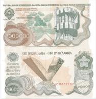 YUGOSLAVIA 2.000.000 DINARA 1989. UNC P-100 - Joegoslavië
