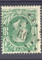 4Jj-286: N°30: Ps: 66: BURDINNE - 1869-1883 Leopold II.