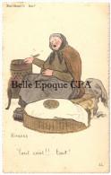 64 - TYPE BASQUE - Tout Chaud !! ... Tout ! / MACHANDE De MARRONS +++++ Illustrateur GABARD / LL +++++ - Non Classés