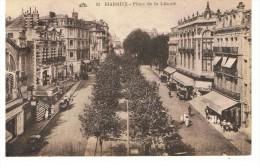 BIARRITZ - Place De La Liberté - CAP 92 - Circulé - Biarritz