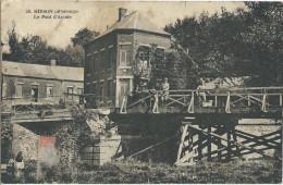 HIRSON - Le Pont D'Arcole - Hirson