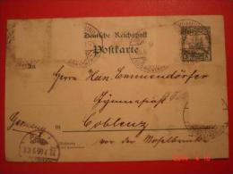 AK Deutsch Südwestafrika Swakopmund 1906 - Ehemalige Dt. Kolonien
