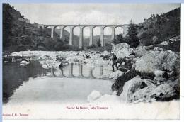Tournon (Ardèche) Viaduc De Duzon. - Tournon