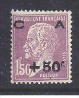 France N° 251 **  - Cote : 120 € - Neufs