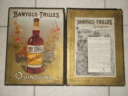 SOUS MAIN APERITIF BANYULS TRILLES - Autres