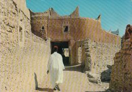 LIBYA - Ghadames - A Street - Libia
