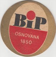BEER MATS - BIP Beer - Serbia - (2 Scans) - Sous-bocks