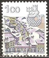 Suisse - 1982 - Verseau - YT 1156 Oblitéré - Astrology