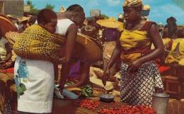 ACCRA (Ghana) - Market Women - Ghana - Gold Coast