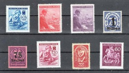 Verschiedene Postfrische Marken 1900 Bis 1940? - Briefmarken