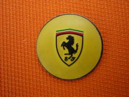 Pin´s   Ferrari  4cm - Ferrari