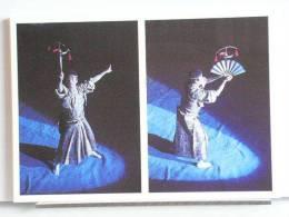 CIRQUE MEDRANO DIR. RAOUL GIBAULT - SAISON 1988-1989 - KOMA-ZURU SAMOURAI JONGLEUR DE TOUPIES - 300 EX. - ETAT NEUF - Cirque
