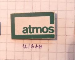 ATMOS COMPRESSOR Factory / Compressors Machine Engine Compresseur Kompressor Compresor  / Germany Pin ! - Merken