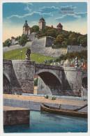 W�rzburg Alte Mainbr�cke Feldpost 1918