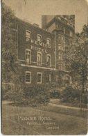 Premier Hotel Postcard, Premier Hotel, Russell Square, London (1919) - Autres