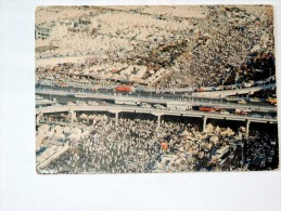 Carte Postale Ancienne : Aerial View Of MUNA , Saudi Arabia - Arabie Saoudite