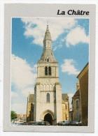 36 - La Châtre (Indre) - L´église - La Chatre