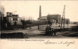 NAMUR     1 CP  Gembloux   Sucrerie Le Docte  1904 - Autres