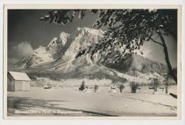 Ehrwald Tirol Zugspitzmassiv Feldpost 1942
