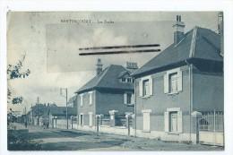 CPA - Bertincourt - Les Ecoles - Bertincourt