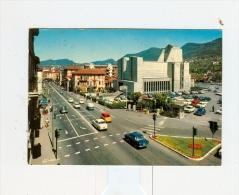 PONTE CHIASSO,confine Italo-Svizzero,la Chiesa-1971-BENZINA TOTAL-Auto-CAR-!!!!! - Como