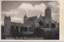 1930 CIRCA Zamek W Kwidzynie - MUZEUM I KATEDRA - Pologne
