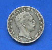 Allemagne  5  Mark  1904 - [ 2] 1871-1918: Deutsches Kaiserreich