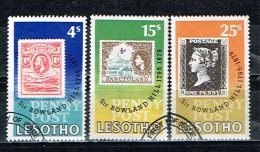 LESOTHO - 100 �me anniversaire de la mort de sir Rowland Hill - Oblit�r�s / Used - 1979